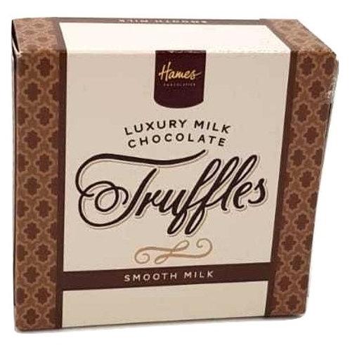 4 LUXURY CHOCOLATE TRUFFLES