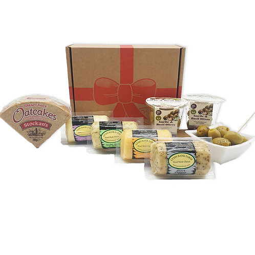 Cheese and Olive Box