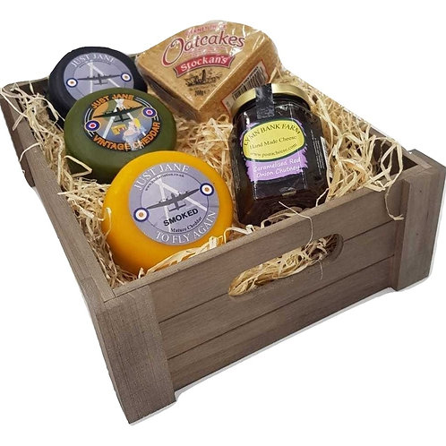 JUST JANE CHEESE CRATE
