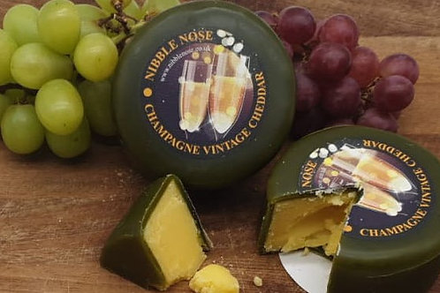 CHAMPAGNE CHEDDAR CHEESE 200G