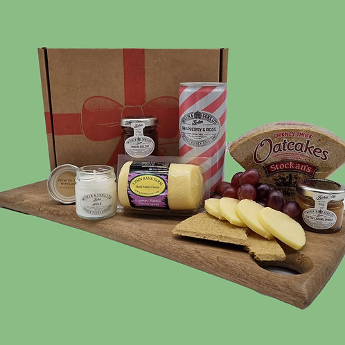 SNACK AND RELAX GIFT BOX