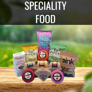SPECIALITY FOOD AND DRINK