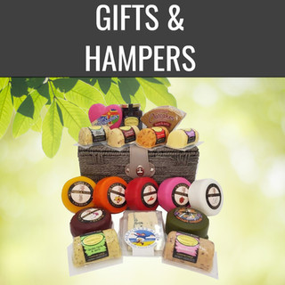 CHEESE GIFTS AND CHEESE HAMPERS