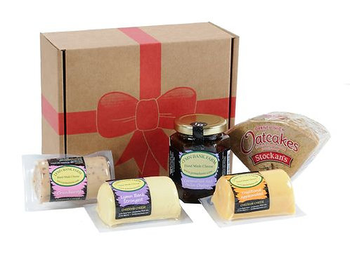 Choose your own 3 Cheese Gift Box