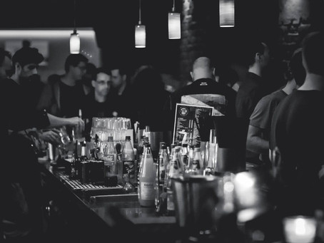 Bar Etiquette: Would you speak up to BE served?