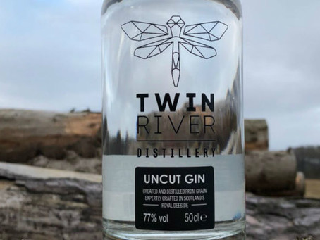 Scottish distillery produces world's strongest gin