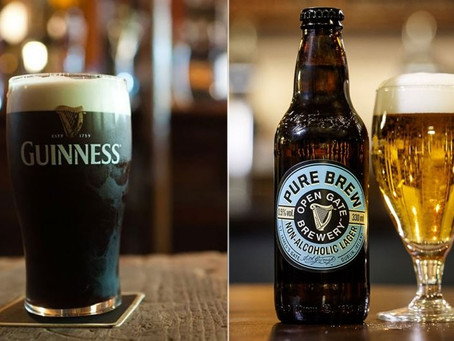 Guinness unveils new non-alcoholic product
