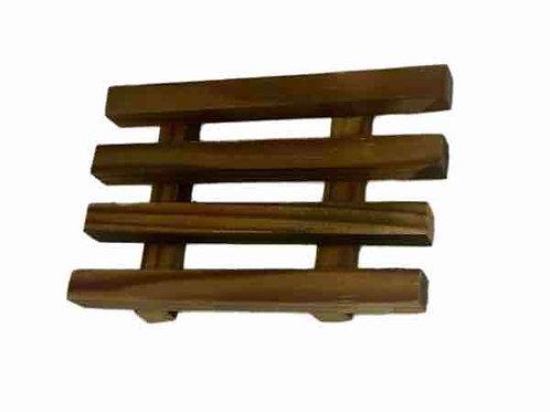 Porte-savon palettes