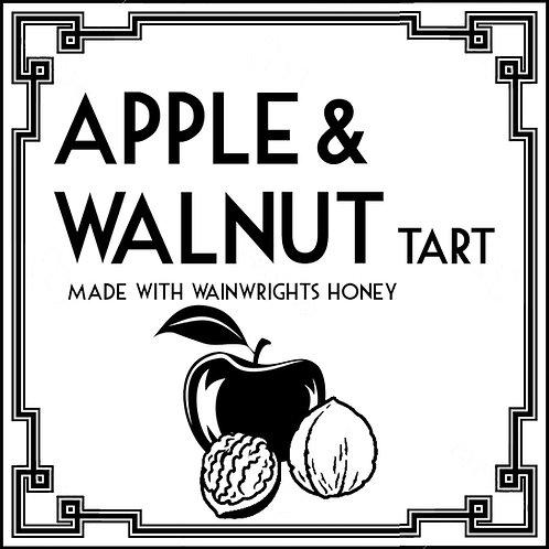 Apple and Walnut
