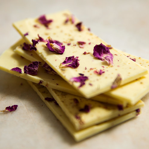 White with Rose & Cardamom
