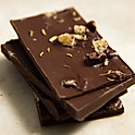 Milk chocolate with fennel & ginger