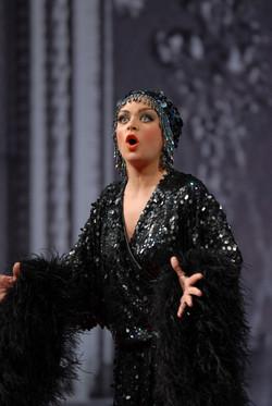 Stephanie Lewis as Ottavia - Colour