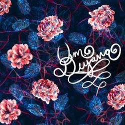 scribble flower 3 pattern for insta