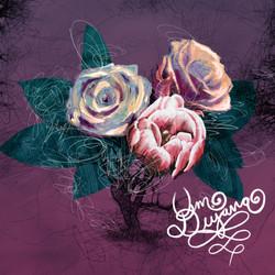 scribble flower for insta