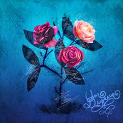 scribble flower 2 for instagram