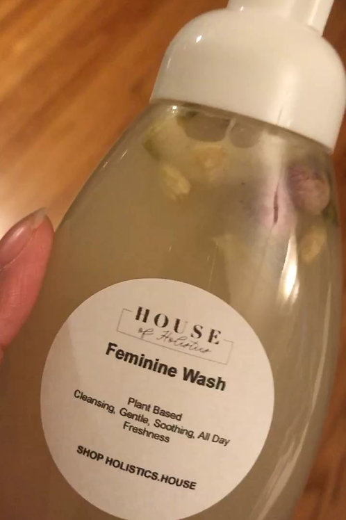 Pristine Punani Wash  (previously known as Feminine Wash)