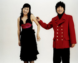 Taehyun CHa & Sunah Kim