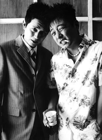 MinJong Kim & DaHoon Yoon
