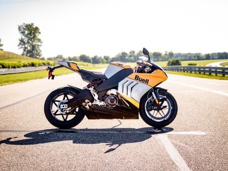 Buell® to Start Hammerhead Production & Online Reservations Nov. 1, 2021