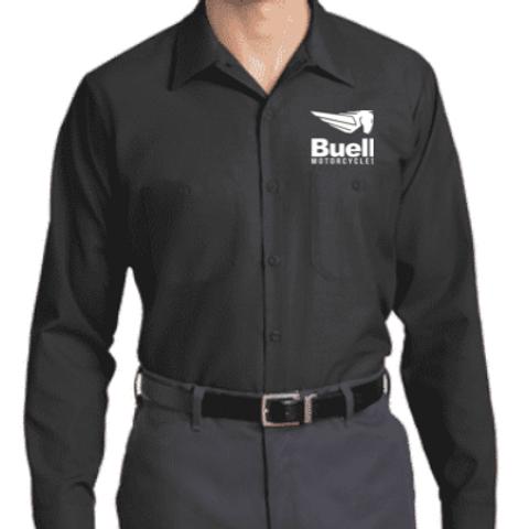 Long Sleeve Industrial Work Shirt