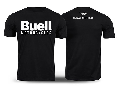 Fiercely Independent Buell Tee