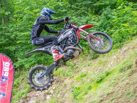 Logan Cipala Rides to Victory on the Buell® 1190HCR