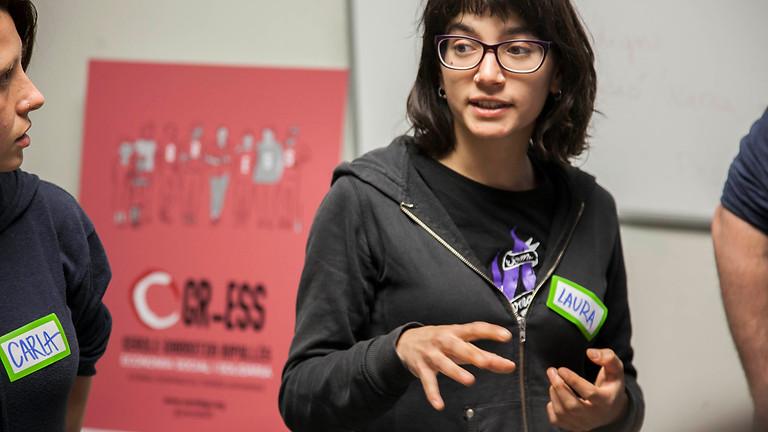 Una mirada feminista a l'economia. 25 de març / 16h - 19h / Webminar