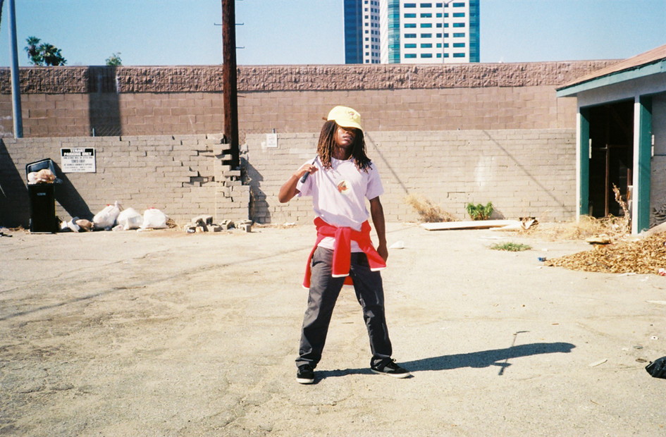 Illegal Civilization x FADER mag dir by Aaron Brown
