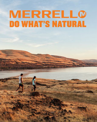 Merrell Campaign dir by Aaron Brown