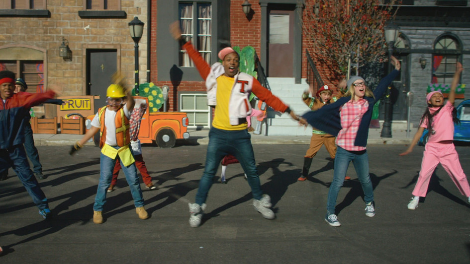 Emmy Nominated Todrick Hall x Sesame Street commercial dir. by Aaron Moorhead and Justin Benson