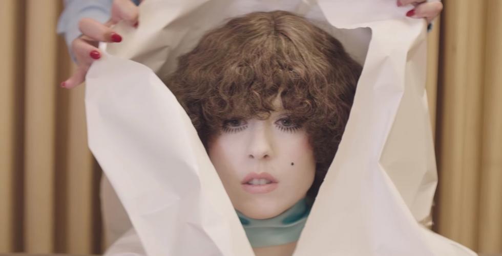 "Allie X still from ""Paper Love"" directed by Renata Raksha"