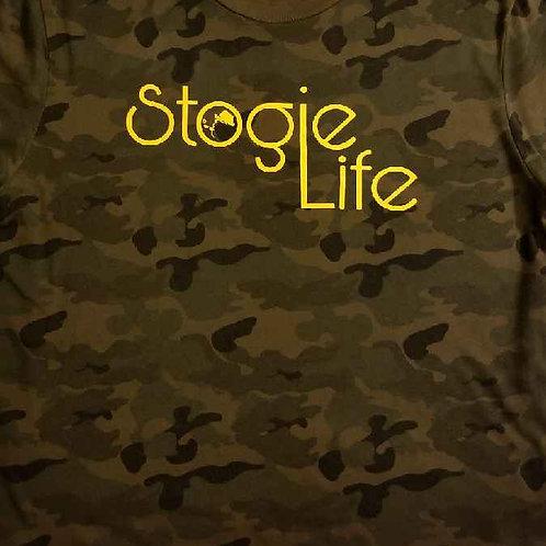 Stogie Life Camo Tee