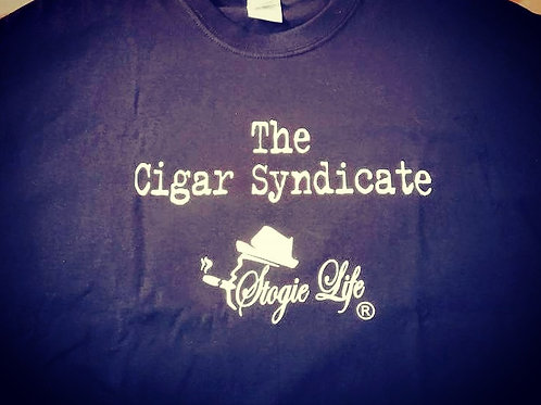 Cigar Syndicate Tee