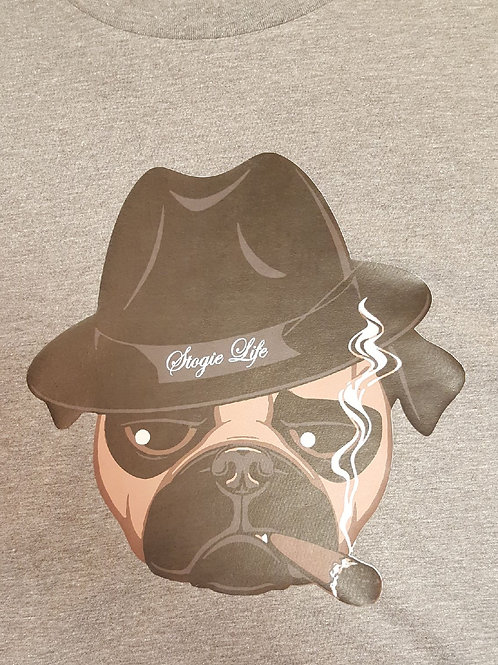 Stogie Bulldog Tee