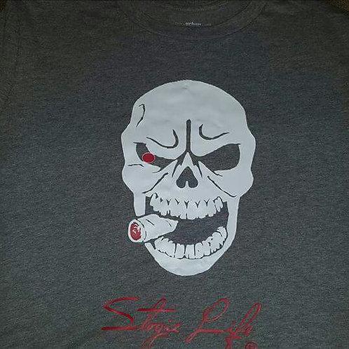 Stogie Skull Series II Tee