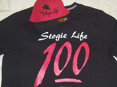 Stogie 100 Series Tee & Cap Combo