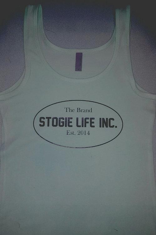 Stogie Life Ladies Oval Tank