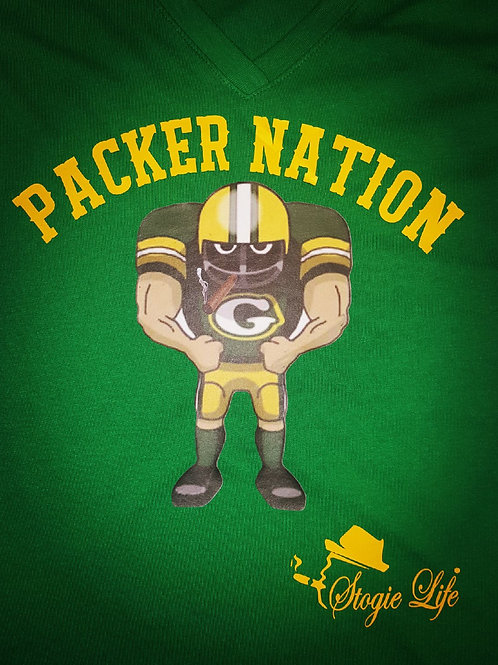 Stogie Packers Tee