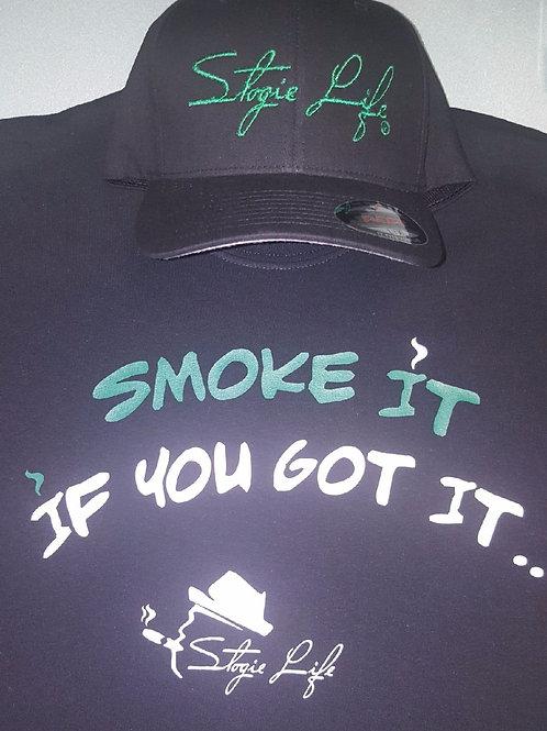 Smoke It T-Shirt & Cap Combo