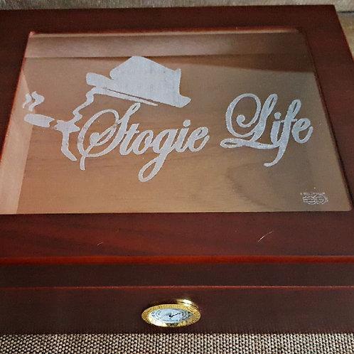 Stogie Life Humidor / 50 CT.