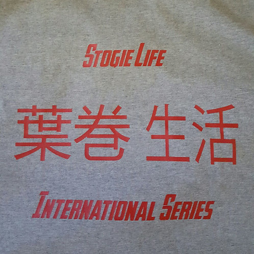 Stogie Life International Series Tee/Japanese