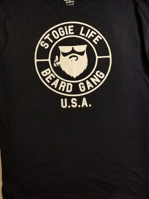 Stogie Beard Gang Tee