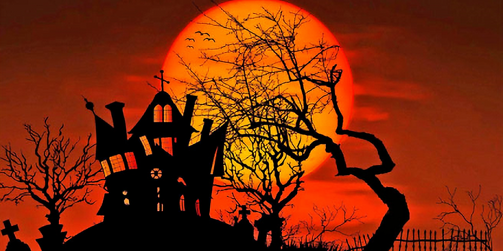 Halloween i Borup