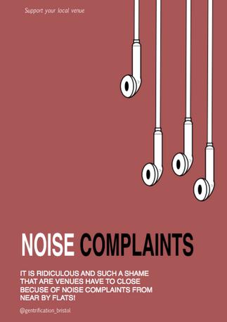 Noise complaints