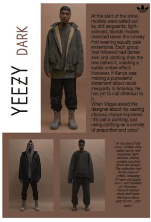 Yeezy Dark