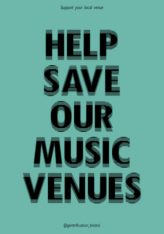 Help Save Our Music Venues