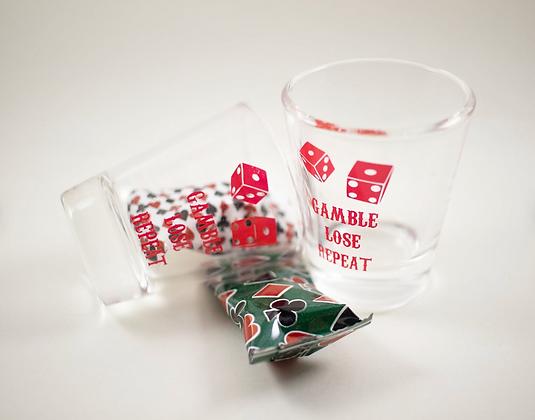 Funny Shot Glass