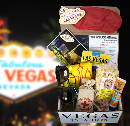 Welcome to Las Vegas Box
