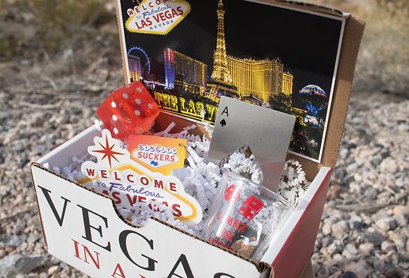 Mini Vegas In A Box