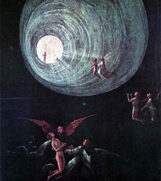 ¿Cual es el significado del tunel,que muchos describen en experiencias cercanas a la muerte?(1 de 2)